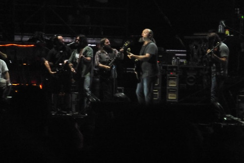 Zac Brown Band at Ottawa Bluesfest 2013