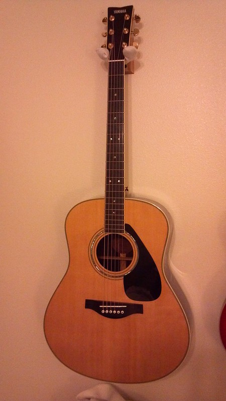 Pickguard Opinions Requested Ll16 The Acoustic Guitar Forum