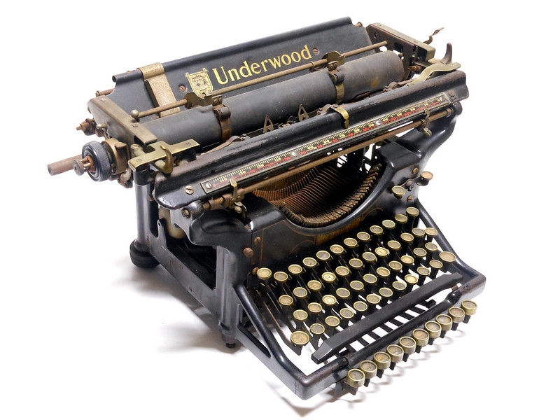 Underwood No. 3 #3653785