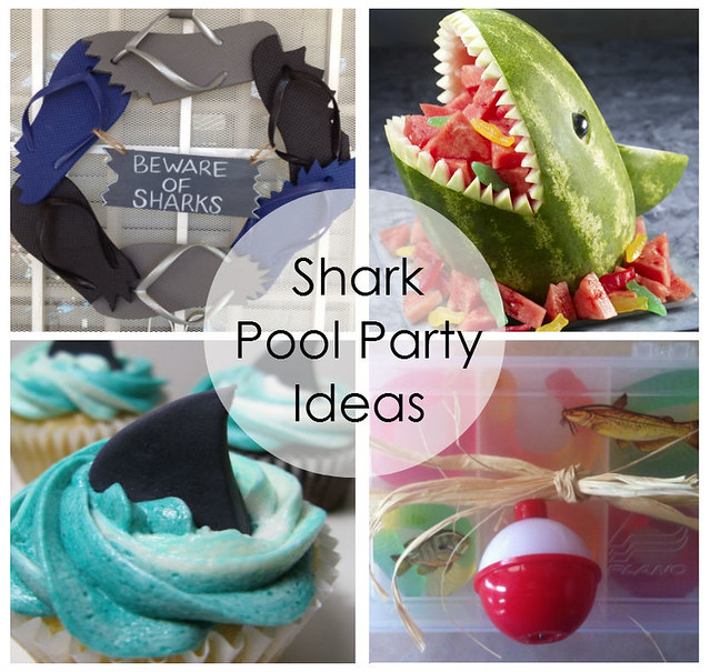 shark-pool-party-ideas