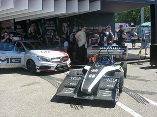 Formula Student Germany 2013 - Hawks Racing