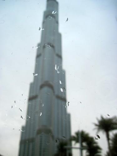 Rainy Burj