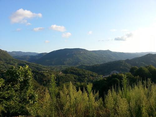Fekete-tenger hegyei