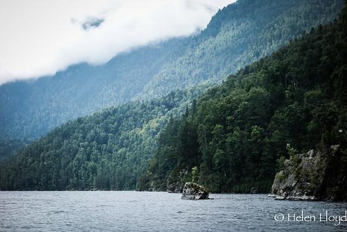Lake Teletskoe