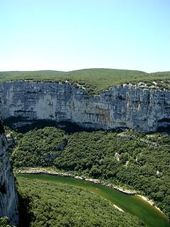 038 Uitzichtpunt na La rouviere
