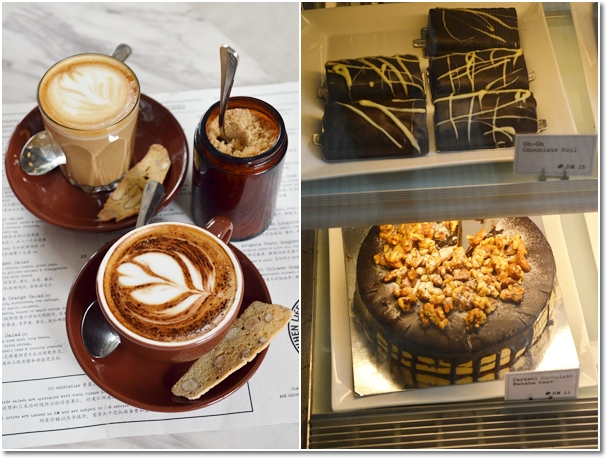 Coffee & Cakes @ Plan B Ipoh