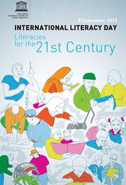 UNESCO International Literacy Day 2013