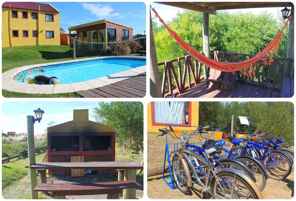 Hostel de la viuda Punta Del Diablo Uruguay