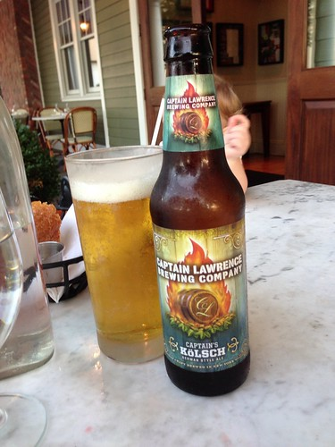 Captain Lawrence Brewing Company Captain's Kolsch
