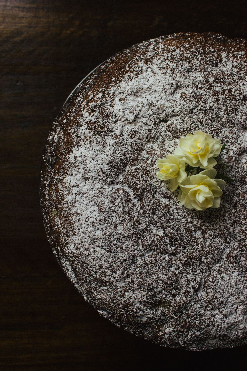 Pear, Chocolate and Pistachio Cake | Simple Provisions