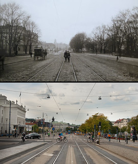Gothenburg, Lorensberg 1917 / 2013