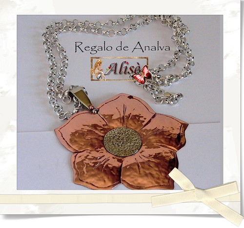 Flor de Analva by Alisè