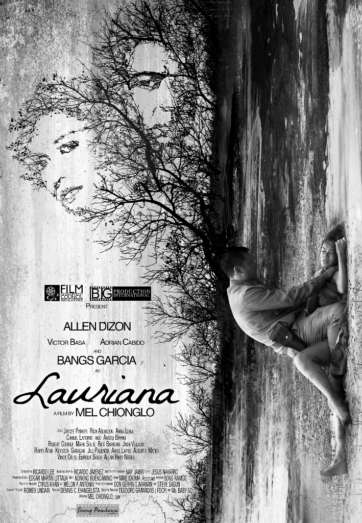 Lauriana Poster copy
