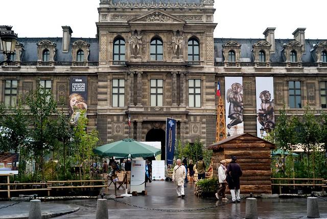 Palais Royal - Musée du Louvre駅前