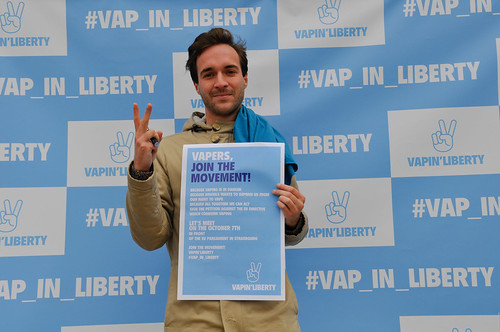 #VAP_IN_LIBERTY PARIS 19.09.2013