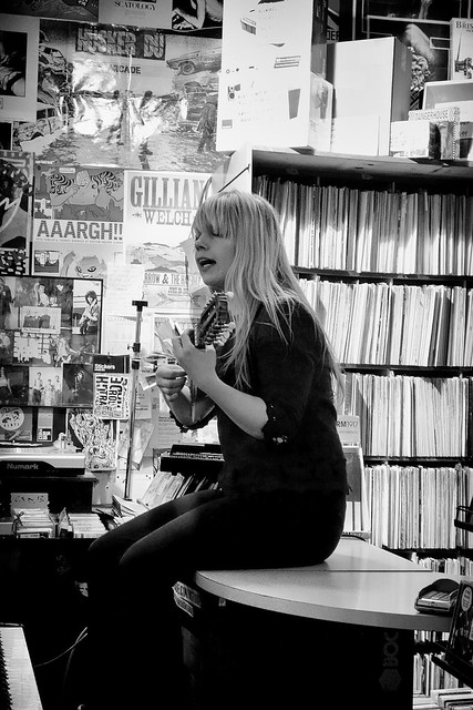 Basia Bulat at Rough Trade West