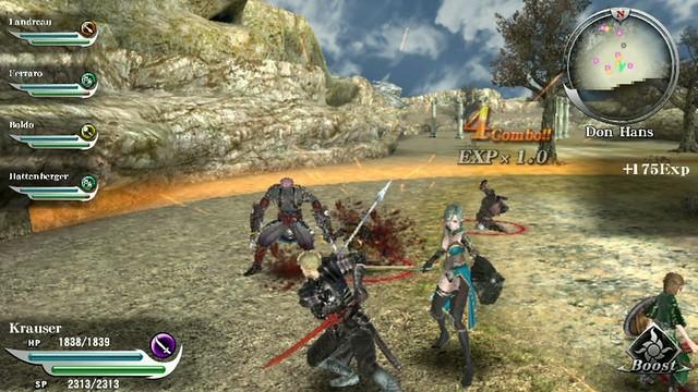 Valhalla Knights 3, 02