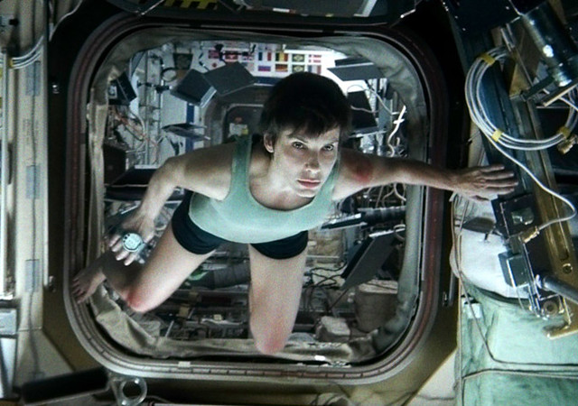 有史以來最精彩的太空驚悚片『地心引力』試映分享 @3C 達人廖阿輝