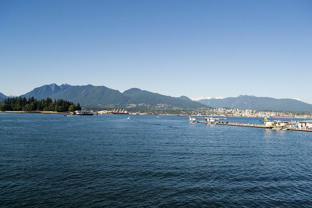 Coal Harbour Seawall | Vancouver, Canada