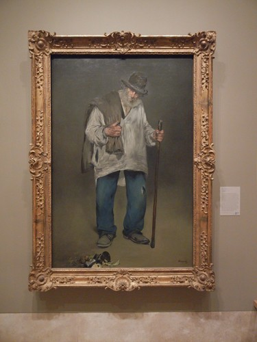 DSCN7810 _ The Ragpicker, c. 1865-1870, Édouard Manet (1832-1883), Norton Simon Museum, July 2013