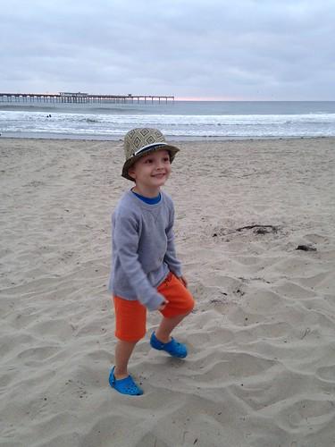 San Diego trip, September 2013.