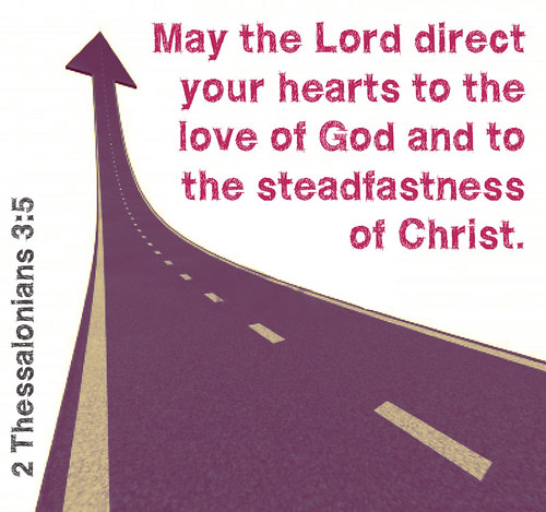 2 Thessalonians 3:5