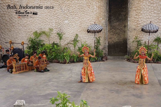 Bali Day 1 - Garuda Wisnu Kencana 01