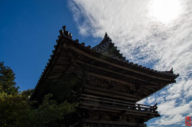 「天空」 石峯寺 - 兵庫