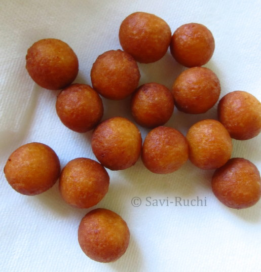 deep fried gulab jamun