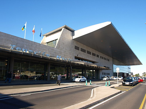 Los Rodeos Airport, North Tenerife