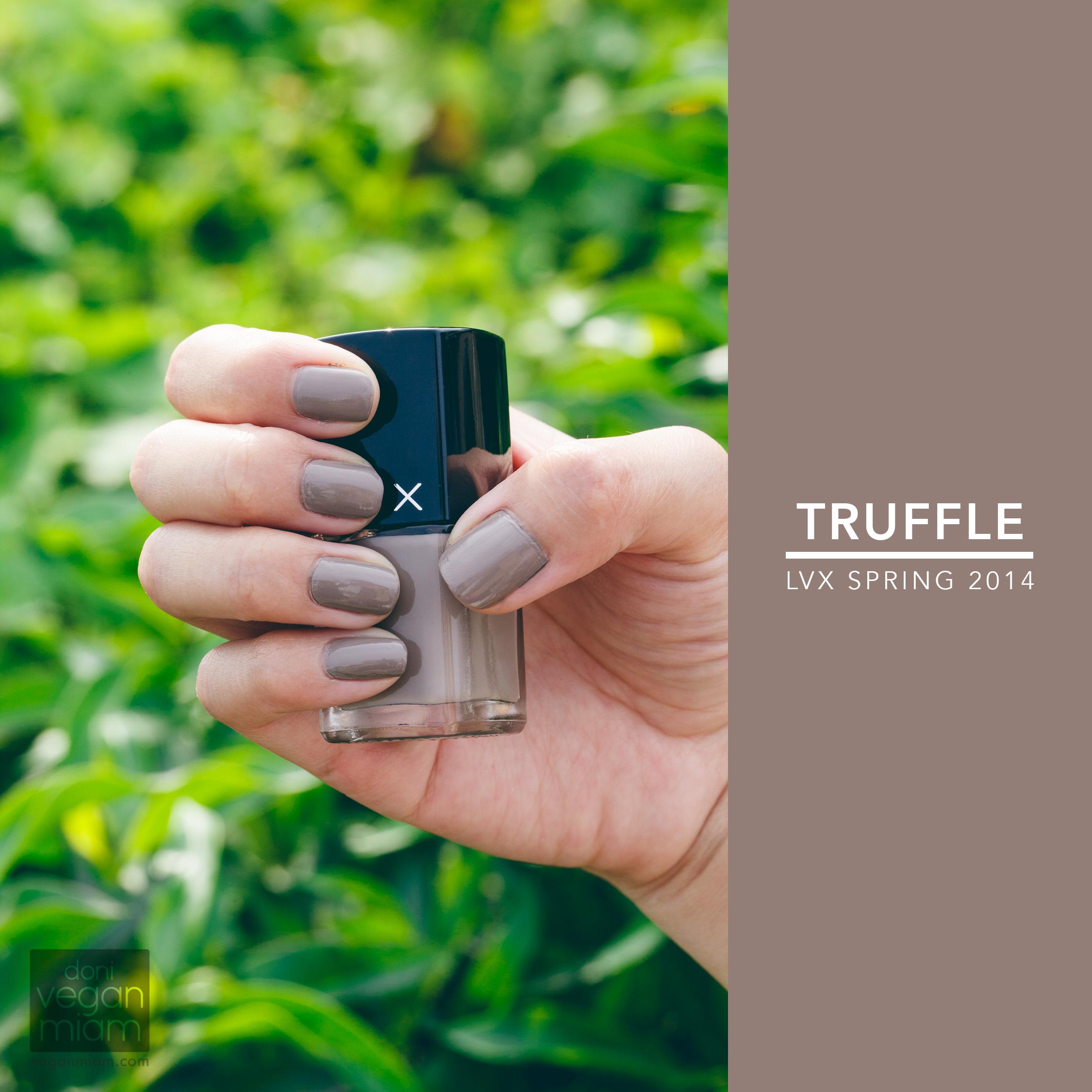 LVX Spring 2014 - Truffle