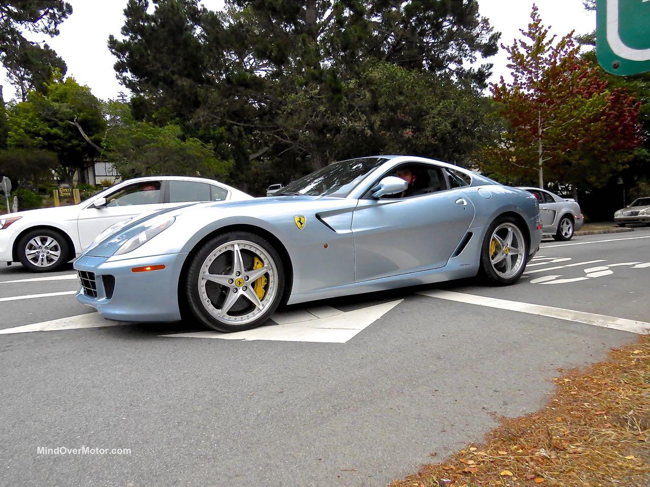 Ferrari 599 HGTE Carmel