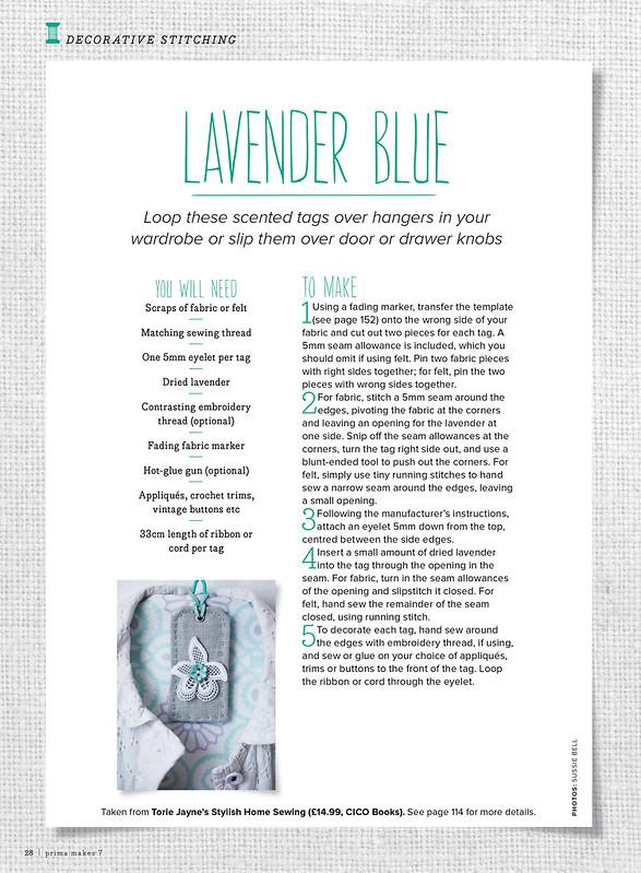 Torie Jayne - Lavender Blue