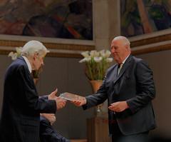 The Abel Prize 2015: John Nash Jr & Louis Nirenberg
