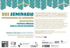 seminario internacional de artesanias