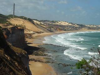 Mirante dos Golfinhos - Nísia Floresta- Rio Grande do Norte - Brasil