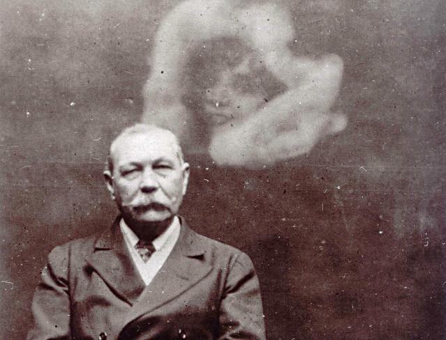Sir Arthur Conan Doyle