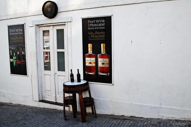 Portwine. Porto