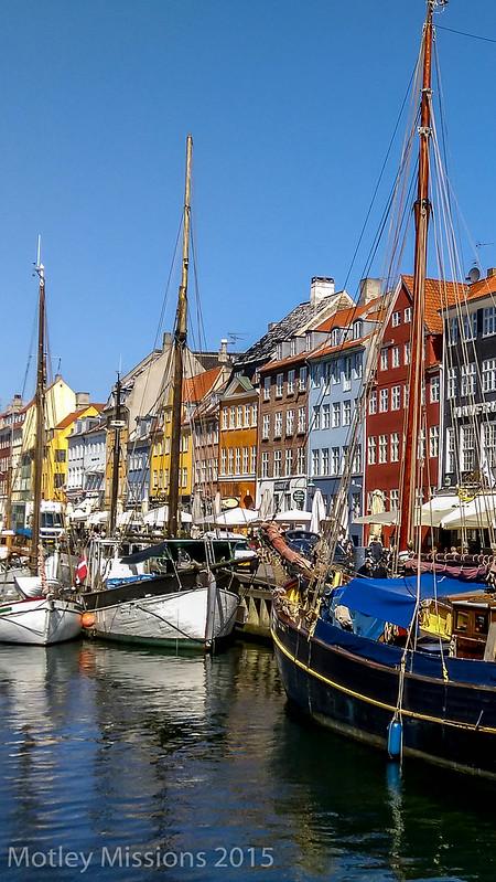 nyhavn boat harbor