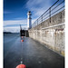 Lunchtime@Leith 7 - Newhaven Lighthouse by NorthernXposure