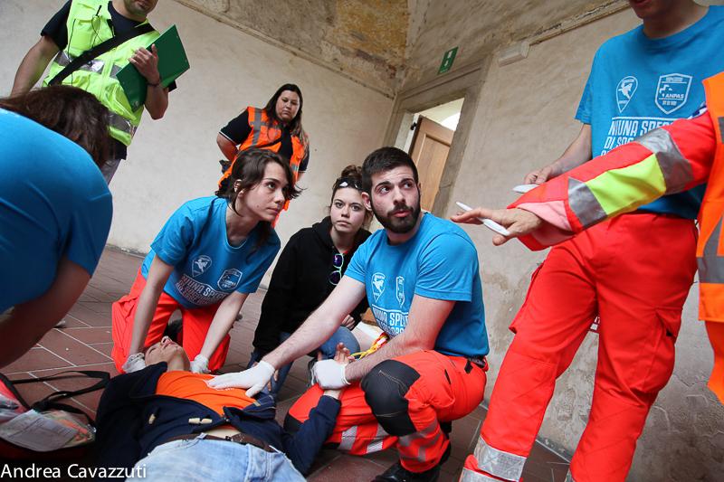 23 maggio: le gare del soccorso