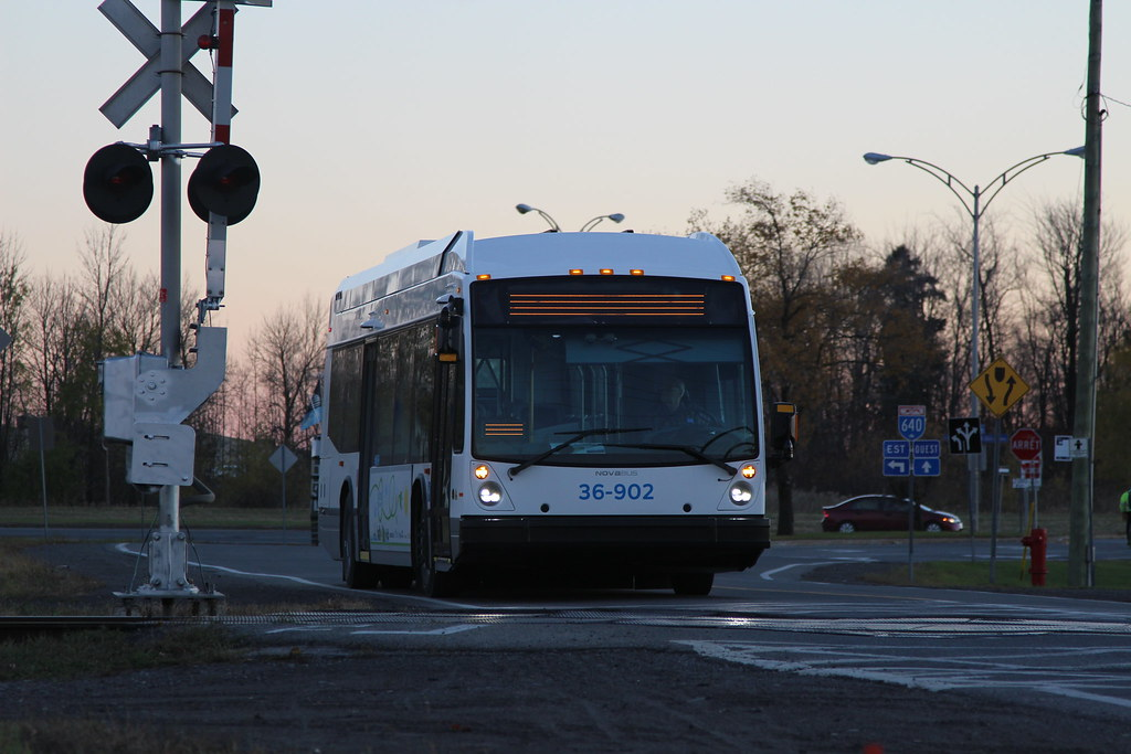STM Nova Bus LFSe 36-902