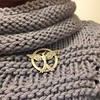 Easy Knit Katniss Wrap