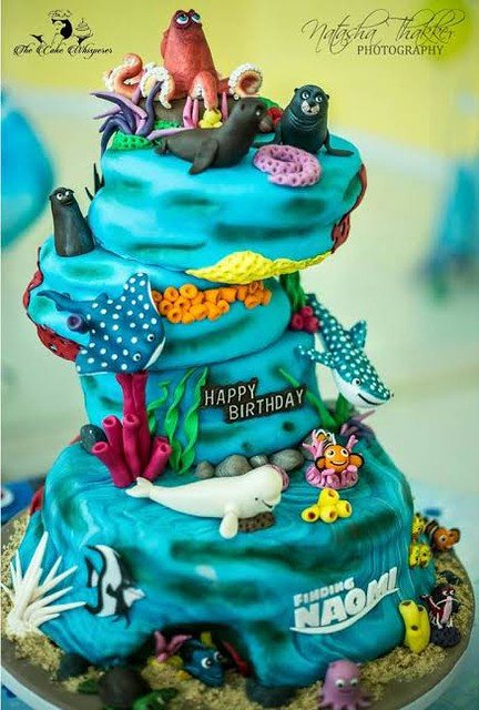 Cake by Rowena Gratel of Rowena – The Cake Whisperer