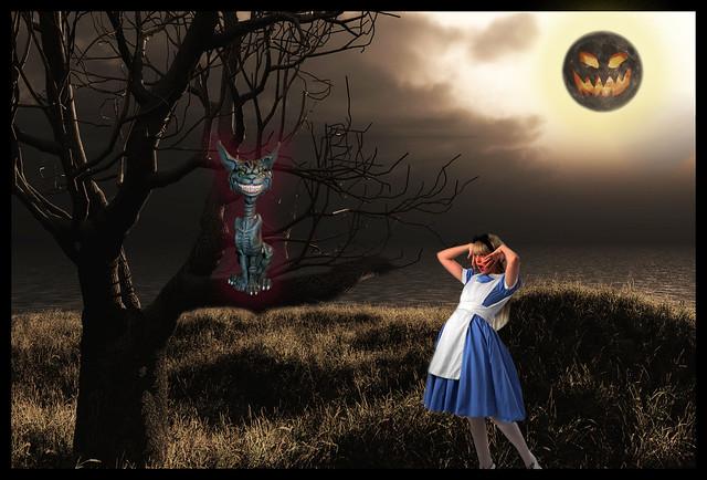 Alice in Haloweenland