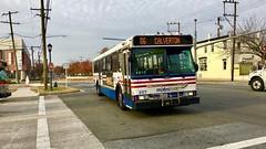 WMATA Metrobus 2000 Orion V #2177