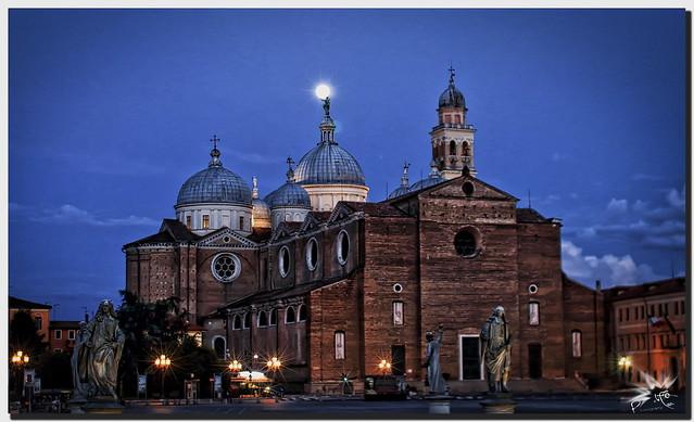 Basílica de la Abadía de Santa Giustina