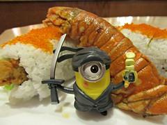 Ninja Lobster Roll