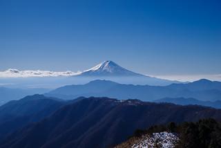 富士山@白谷ノ丸