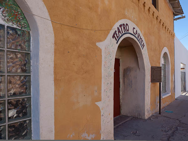 Teatro Carmen - Street View
